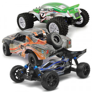 Voiture RC FTX
