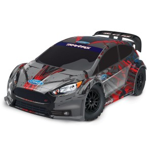 Pièces Ford Fiesta ST Rally Traxxas