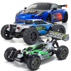 Voiture RC KYOSHO