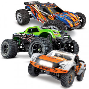 Voiture Traxxas : voitures RC n°1 aux USA