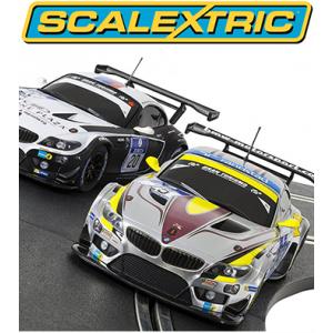 Univers Scalextric : voitures, circuits et pièces